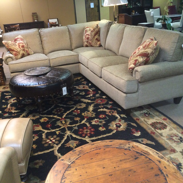 This sectional comes in many configurations